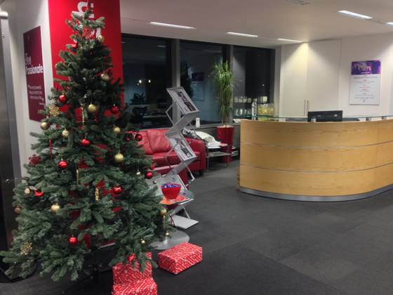Christmas at Primesight
